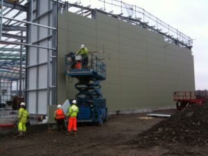 Capable Cladding – Industrial Cladding Manchester