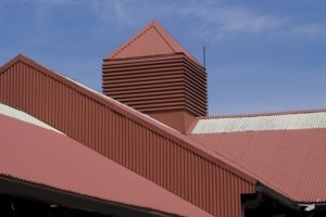 The Two Types of Industrial Roofing Design