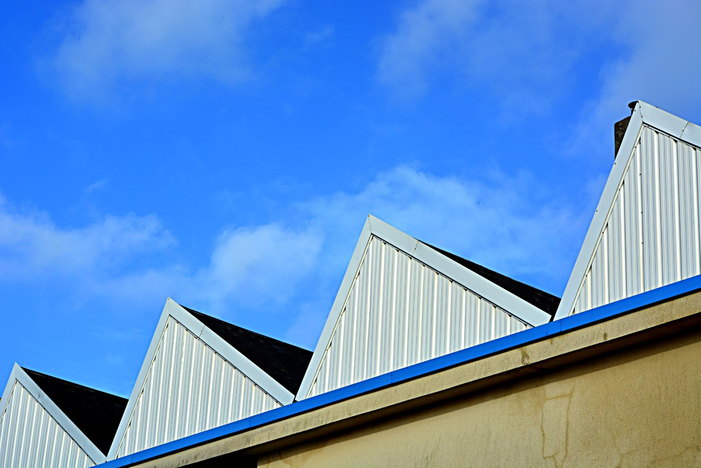Industrial roofing industrial roofing systems for Different types of roofs